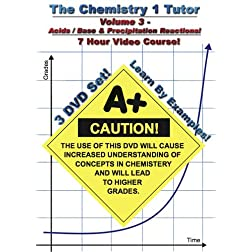 The Chemistry 1 Tutor: Volume 3