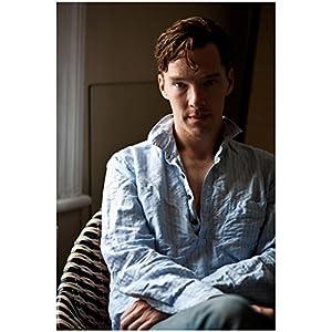 Benedict Cumberbatch 8x10 Photo Sherlock War Horse Star Trek 12 Years A Slave #15