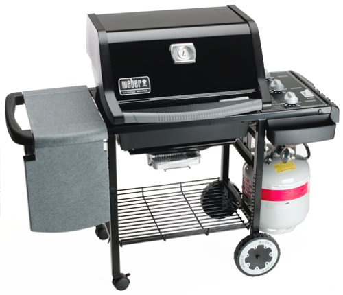 weber genesis silver b gas grill black lp discontinued. Black Bedroom Furniture Sets. Home Design Ideas