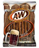 A&W Rootbeer Gummy Candy Twists 142g x1 Bag