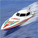 28&#8243; VBlazingly Fastictory EP Racing Remote Controlled Boat Picture