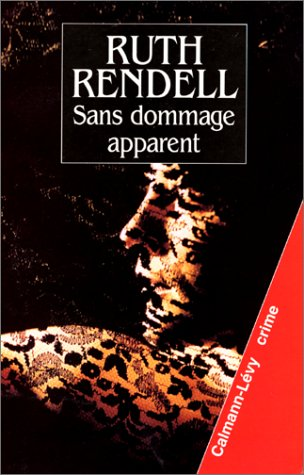 sans dommage apparent ruth rendell