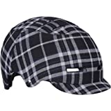 Cityzen grey checkered small helmet