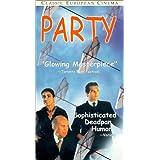 Party [VHS] ~ Michel Piccoli