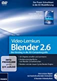 Software - Blender 2.6 Video Lernkurs
