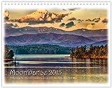 MoonDance – Lunar Calendar – Moon Wall Calendar 2015