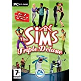 The Sims: Triple Deluxe (PC CD)by Electronic Arts