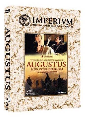 Augustus - Mein Vater, der Kaiser (2 DVDs)