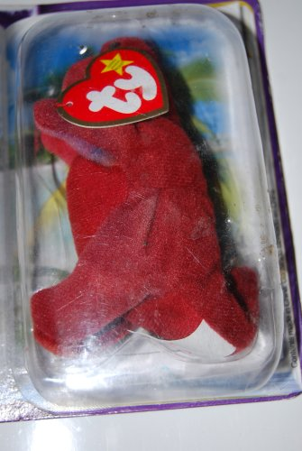 TY McDonald's Teenie Beanie - REX the Dinosaur (2000) - 1