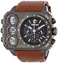 Hot Sale Timberland Men's 13673JSU_02 Analog Chronograph-Digital 3 Hands Date Dual time Watch