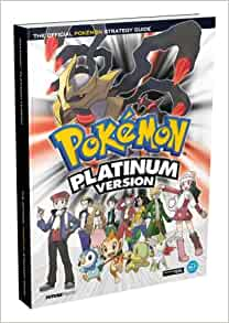Pokemon platinum version strategy guide