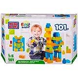 Mega Bloks 100 Piece Maxi Bloks, Set #8456