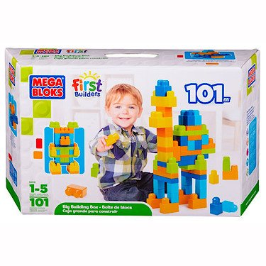 Mega Bloks 100 Piece Maxi Bloks, Set #8456 kaufen