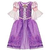 Disney Store Tangled Princess Rapunzel Costume Dress for Girls: Size Large 10