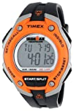 Timex Men's T5K529  Ironman Traditional 30-Lap Oversize Black Resin Strap Watch