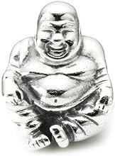 Pandora 790478 - Abalorio de mujer de plata de ley, 1 cm