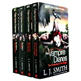 Vampire Diaries Books 1 to 6 (4 Books) Set TV Tie Edition (The Awakening: AND The Struggle Bks. 1 & 2, The Fury: AND The Reunion v. 3 & 4, Shadow Souls Bk. 5, Nightfall Bk. 6)by L. J. Smith