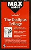 img - for Oedipus Trilogy, The (MAXNotes Literature Guides) by Kalmanson, Lauren, English Literature Study Guides (July 25, 1996) Paperback book / textbook / text book