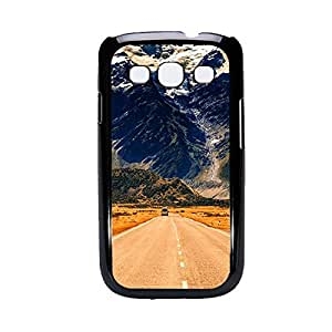 Vibhar printed case back cover for Samsung Galaxy Grand Prime LongRoad