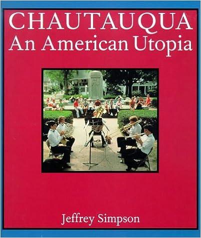 Chautauqua an american utopia jeffrey simpson paul for Chautauqua lake fishing report