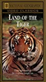 National Geographic's Land of the Tiger [VHS]