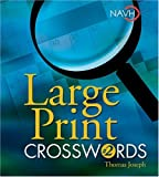 img - for Large Print Crosswords #2 book / textbook / text book