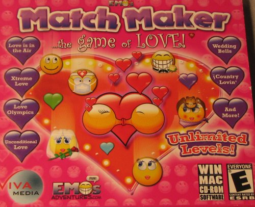 Match Maker... the Game of Love! - 1