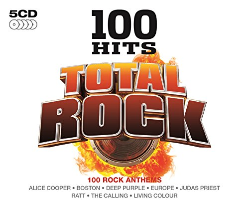 100 Hits - Total Rock (5 CD)