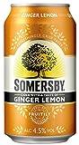 Somersby - Ginger Lemon - 0