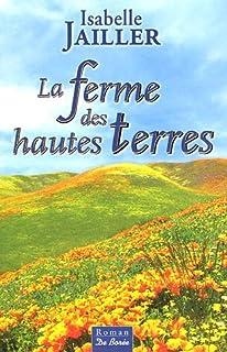 La ferme des hautes terres, Jailler, Isabelle