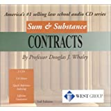"Contracts (Sum & Substance Cd's ""Outstanding Professor""Series) ~ Douglas J. Whaley"
