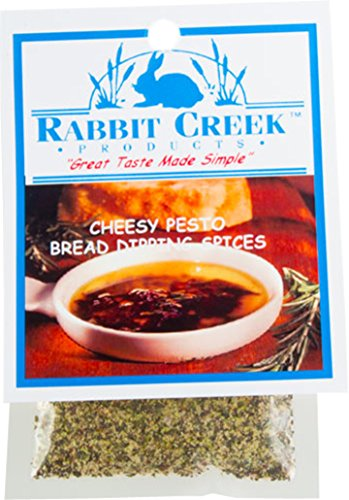 Rabbit Creek Products Cheesy Pesto Bread Dipping Spice Mix, 0.6 Ounce (Pack of 12) ноутбук dell inspiron 5567 15 6 1366x768 intel core i3 6006u 5567 7881