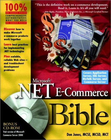 Microsoft® .NET E-Commerce Bible