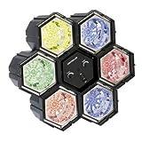 Technylight JEUX DE LUMIERE 6 SPOTS LED MODULATEUR