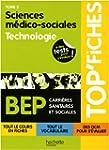 Sciences m�dico-sociales BEP, Tome 2...