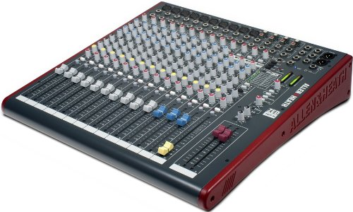 Allen & Heath ZED 16FX Live Sound Mixing Console