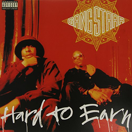 Gang Starr-Hard To Earn-JP Retail-CD-FLAC-1994-Mrflac Download