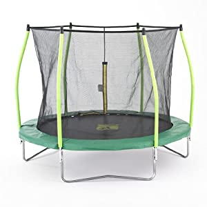 TP Zoomee 10ft Round Trampoline and Enclosure (TP440)