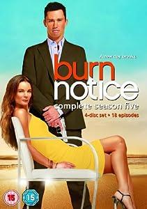 Burn Notice - Season 5 [DVD] [NTSC]