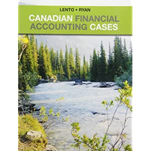 ryan lento canadian financial accounting cases Canadian financial accounting cases 2nd edition by camillo lento joanne ryan and publisher john wiley & sons (canada) save up to 80% by choosing the etextbook.