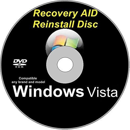 NEW Windows Vista Home Basic 32