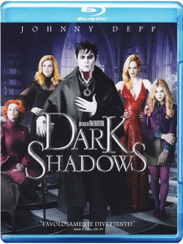 Dark shadows [Blu-ray] [IT Import]