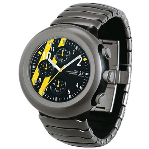 Nike Men's WA0039-001 Lance Armstrong 10//2 Chrono Watch