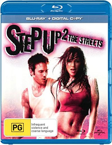 Step Up 2 - The Streets (Blu-ray) Blu-ray