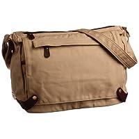 [ハンプコウボウ] 帆布工房 カジュアル ビッグショルダーバッグ