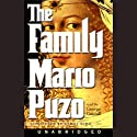 The Family Audiobook by Mario Puzo, completed by Carol Gino Narrated by George Guidall