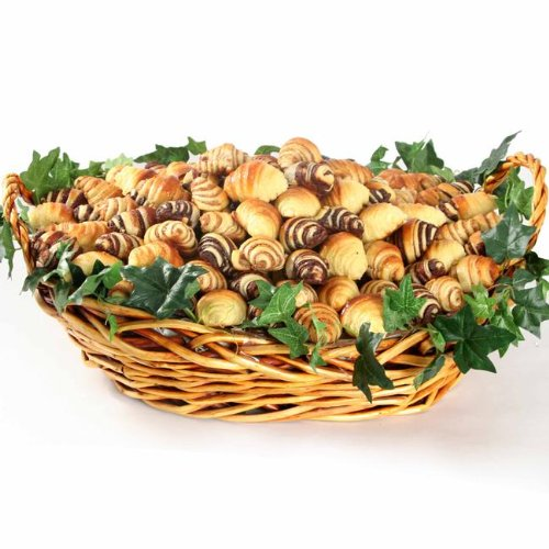Holiday Gourmet Pastry Assorted Rugelach Large Gift Basket