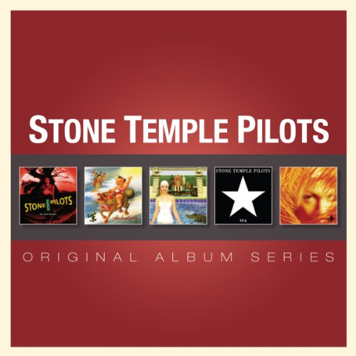 Original album cover of Original Album Series by Stone Temple Pilots