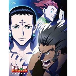 HUNTER×HUNTER 幻影旅団編 BD-BOXII [Blu-ray]
