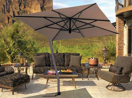 11.5 Square Cantilever Umbrella Cantilever Patio Umbrella. U201c